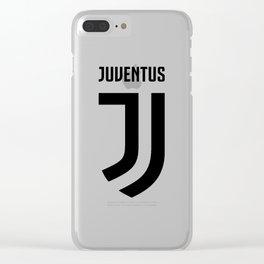 juventus Clear iPhone Case