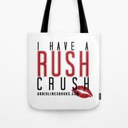 Rush Crush Tote Bag