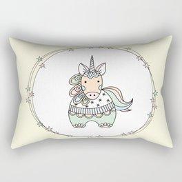 Gelati Unicorn Rectangular Pillow