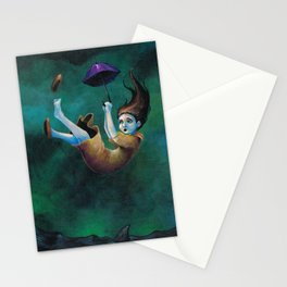 Saw This Coming Stationery Cards