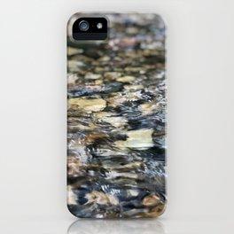 Pebble Creek iPhone Case