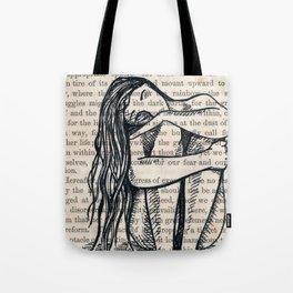 Dark Earth Tote Bag