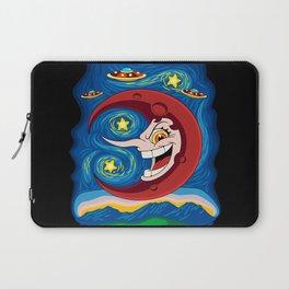 Hilda Berg - Starry Night Laptop Sleeve