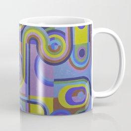 Easter Egg Retro Abstract Coffee Mug
