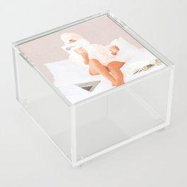 Weekend Morning II Acrylic Box