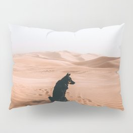 Find your way back home | Imperial Sand Dunes, California Pillow Sham