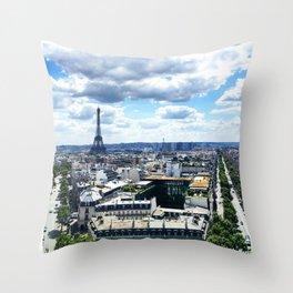 A Classic Throw Pillow