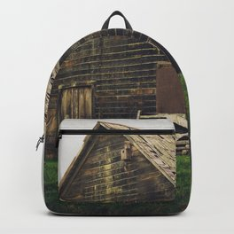 Abandoned Barn Backpack