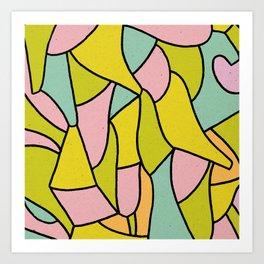 - spring mood - Art Print