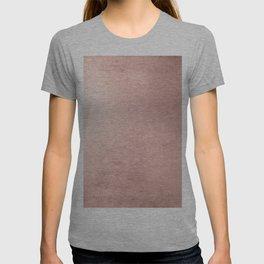 Blush Rose Gold Ombre T-shirt