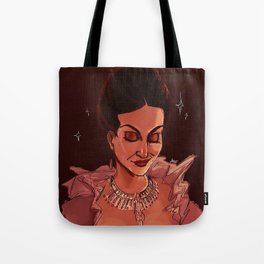 the good queen Tote Bag