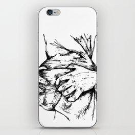 Grab it iPhone Skin