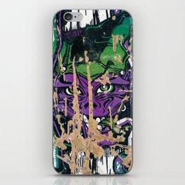 John Lucero, Schmitt Stick, 1987 iPhone Skin