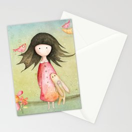 Gabriel's tales: Moon Melody Stationery Cards