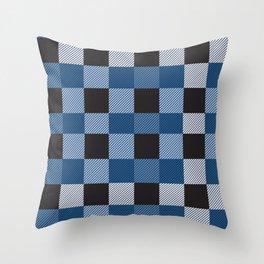 Lumberjack 2  Throw Pillow