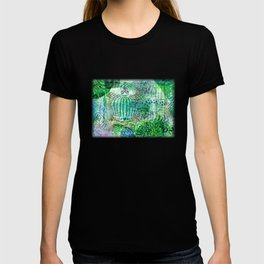 Caged Greens T-shirt