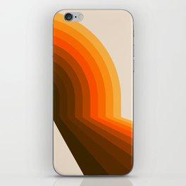 Golden Halfbow iPhone Skin