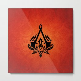 assassin's creed Metal Print