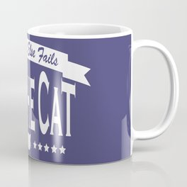 Hug The Cat Coffee Mug