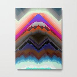 Holy Volcano Metal Print