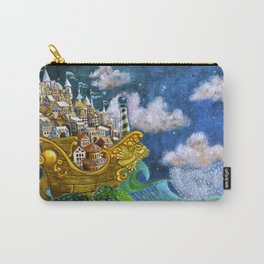 H.M.S. Pomp & Circumstance Carry-All Pouch