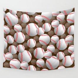 Baseball Wall Tapestry