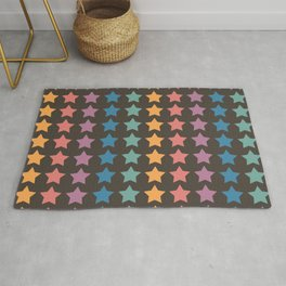 Cosmos Outer space Rug