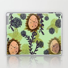 Hedgehog pattern Laptop & iPad Skin