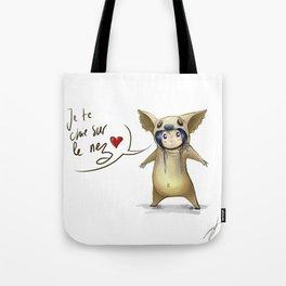 koalove Tote Bag