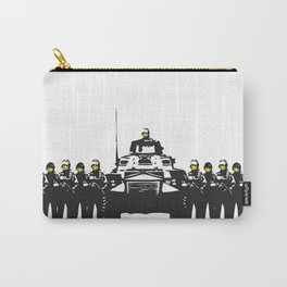 Banksy Have a nice day Carry-All Pouch
