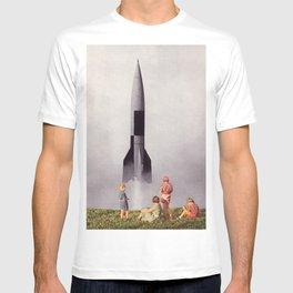 future in technicolor T-shirt