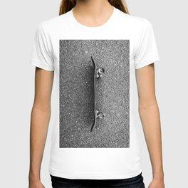 Resting Skateboard T-shirt