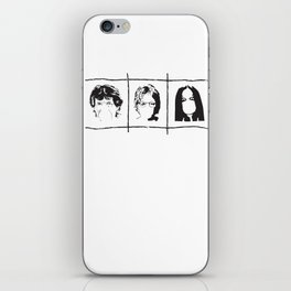 Famous singers iPhone Skin