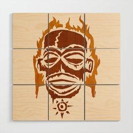 PNG AFIRE Wood Wall Art