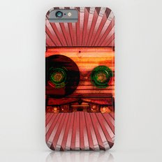 FUNKY VINTAGE AUDIOTAPE Slim Case iPhone 6s