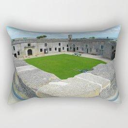 Castillo De San Marco Rectangular Pillow