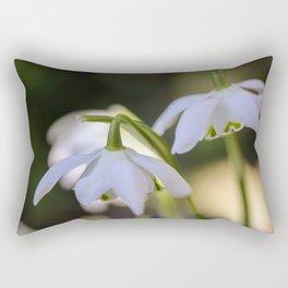 Little woodland stars Rectangular Pillow