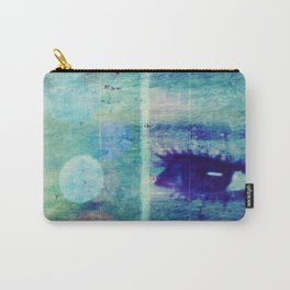 The Glaring Sea Carry-All Pouch