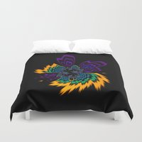 firefly Duvet Covers featuring Firefly by Steve Purnell