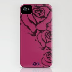 Rose' iPhone (4, 4s) Slim Case