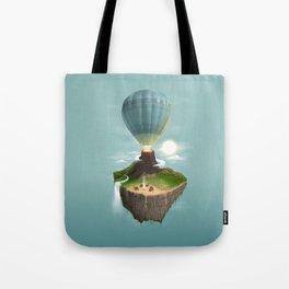 Tropical Escape Tote Bag