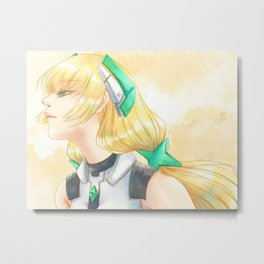 Expelled from Paradise Metal Print