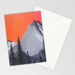Northern Cascades 2 of 3 Stationery Cards