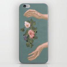 Left Alone iPhone & iPod Skin
