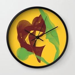 Toi et Moi Wall Clock