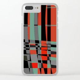 urban. 3 Clear iPhone Case