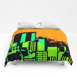 03ZXBITCRUNCH Comforters