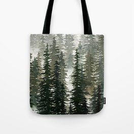 The Pathless Woods Tote Bag