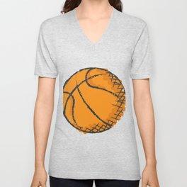 Basketball Best Basketball Player & Fan Gift Unisex V-Neck