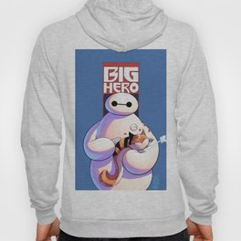 Baymax - Big Hero 6 Hoody